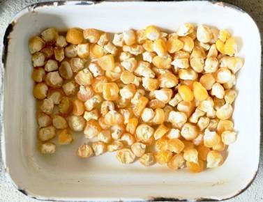 Le maïs doux 'Golden Bantam'
